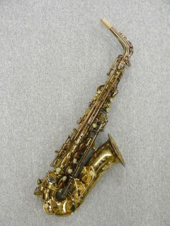Cannonball Big Bell Vintage Reborn Alto Saxophone