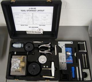 Kent Moore J 43145 Gen III 3 V8 Base Engine Service Tool Kit 4 8L 5 3L