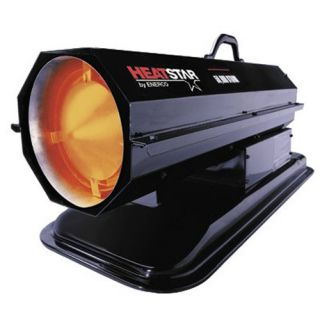 Heatstar Portable Kerosene Forced Air Heater 50K BTU Sold as Each