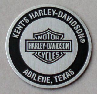 Kents Abilene Texas Harley Davidson Dealer DIP Dot