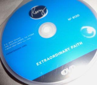 DVD New Christian Teaching Extraordinary Faith by Kerry Shook