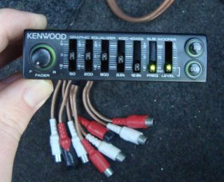 Kenwood Graphic Equalizer KGC 4042A