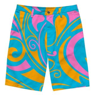 2012 Loudmouth Golf Key West Shorts 32