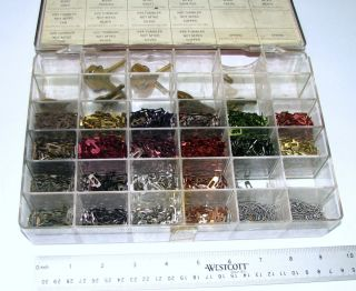 National Lock Wafer Lock Keying Kit Pretty Full For Master Keying Too