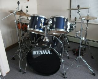 Tama Swingstar Complete Set Lots of Accessories Tama DW Zildjian Mapex