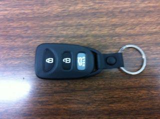 Kia Optima Keyless Entry Remote