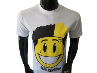 Wiz Khalifa Happy Face Mens T Shirt
