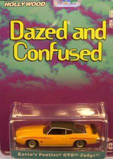 64 Hollywood Series 2 Dazed Confused Kevins Pontiac GTO Judge
