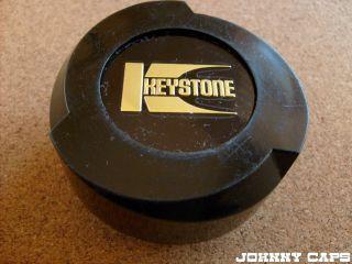 Keystone Wheels Center Caps C0101 Black Custom Wheel Center Cap 1