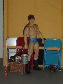 Mattel Legends Elite Custom Killer Kowalski Figure WWF ECW WCW