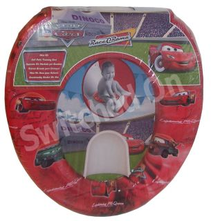 Character Toilet Training Seat for Kids Toddlers Padded Seat