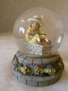 Kim Andersons Forever Young Snow Globe