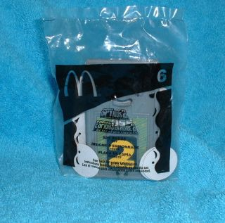 2002 McDonalds Happy Meal Toy Spy Kids 2 Lost Dreams Spy Badge
