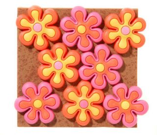 Push Pins   Groovy Flowers   Classrooms Dorm Rooms Offices Kids Decor