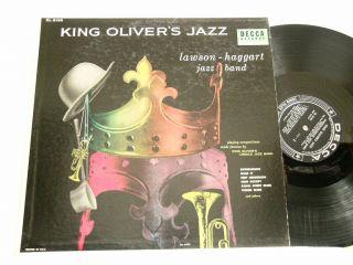 Yank Lawson Bob Haggart King Olivers Jazz Peanuts Hucko LP Lou