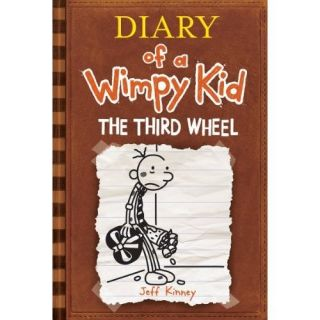 Diary of A Wimpy Kid Book 7 by Jeff Kinney 2012 Hardcover