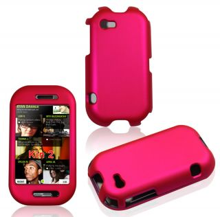 Sharp Kin Two 2 Rose Pink Snap on Phone Cover Hard Case