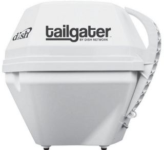 King Controls VQ2500 Tailgater Portable Satellite System for Dish