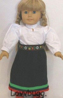 American Girl Doll Clothes Kirsten Multi Clothing Discount Deal