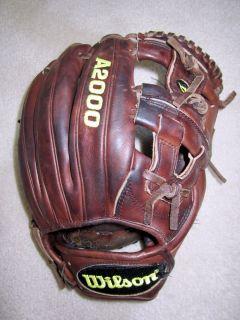 Wilson A2000 Kip 1787 11 75 Pro Stock Baseball Glove