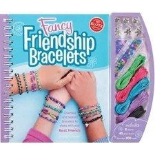 Fancy Friendship Bracelets by Klutz