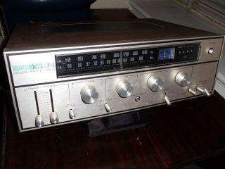 KLH Receiver Model Fifty One Vintage 1970s XLT Original See Below