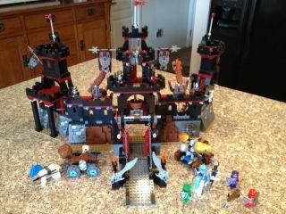 Lego 8877 Knights Kingdom Vladeks Dark Fortress Play Set Complete