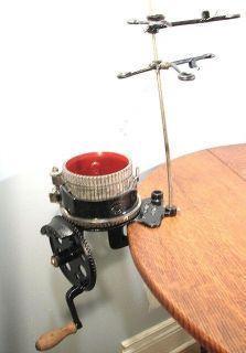 Antique Canada Auto Knitter Sock Knitting Machine