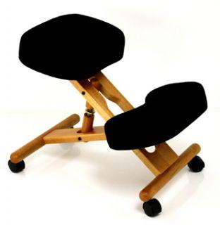 Jobri Memory Foam Wood Kneeling Chair Model F1455