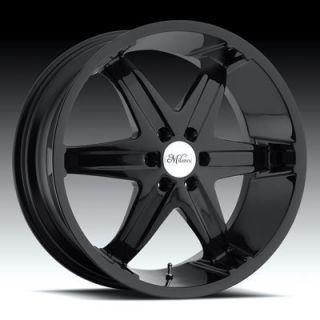 20 Wheels Rims Kool Whip 6 Chrome Camaro M3 M5 M6 GTO Firebird BMW