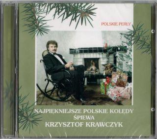 Krzysztof Krawczyk Najpiekniejsze Polskie Koledy CD