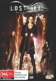 Complete Season 1 New PAL Cult 4 DVD Set Anna Silk Ksenia Solo