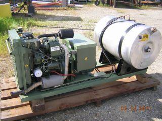 Kubota Diesel Stamford Newage Generator 10KW Low Hours