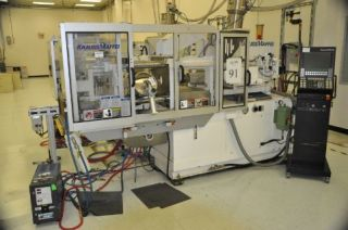 Krauss Maffei Injection Molding Machines 2