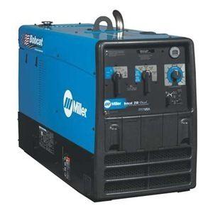 Miller Bobcat 250 Diesel Kubota 19HP Welder Generator 907213 415hrs