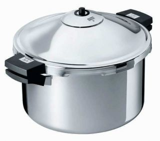 Kuhn Rikon 12 Liter Stainless Steel HOTEL Professional pressure cooker