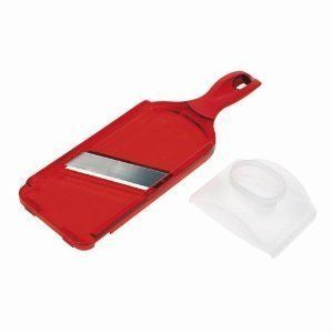 Kuhn Rikon Quick Slice Mandoline Red