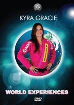Kyra Gracie World Experiences DVD Jiu Jitsu bjj Roger Helio Rickson