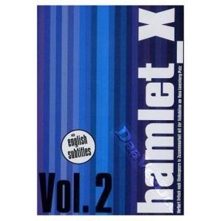Hamlet x Vol 2 New PAL Arthouse DVD Germany