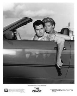The Chase Great Still Charlie Sheen Kristy Swanson A146