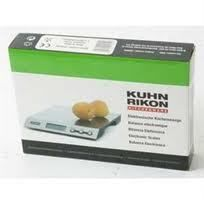 Kuhn Rikon Electronic Kitchen Scales Brand New and Boxed
