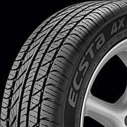 Kumho Ecsta 4X 185 55 15 Tire Single