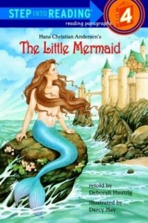 The Little Mermaid Hans Christian Andersens Step Into Reading Book