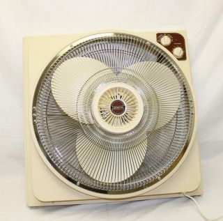 Lakewood Large Window Fan 3 Speed Reversible HV 18 WR
