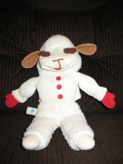 Adorable Lamb Chop Puppet Hasbro Shari Lewis 1986 RARE