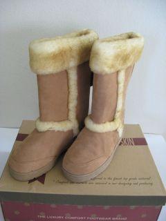 LAMO Australian Sheepskin Boot Item W0957 Womens 7