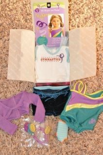 American Girl McKenna Practice Outfit New and Complete in Box