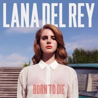 Lana Del Rey Born to Die Deluxe Edition CD 2012
