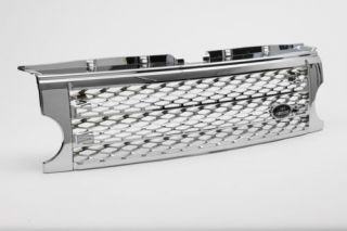 Land Rover Discovery 3 Supercharged Grille Chrome