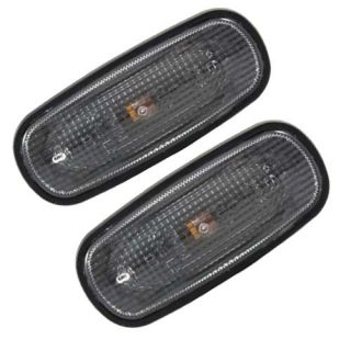 Land Rover Defender 2003 onwards Clear Side Repeater Indicator Lenses